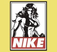 She-Hulk Nike Obey Design Kids Clothes