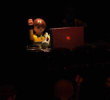 DJ spinning by genxatplay
