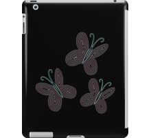 Ornate Fluttershy Cutie Mark iPad Case/Skin