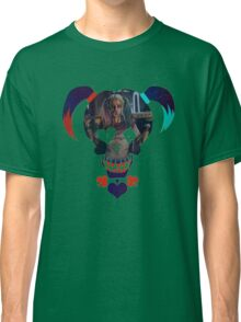 Harley Quinn - Daddy's Lil Monster Classic T-Shirt