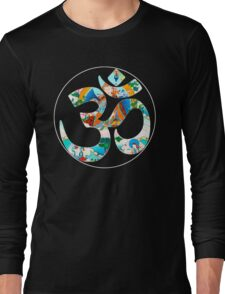 OM_GAIA_8 Long Sleeve T-Shirt