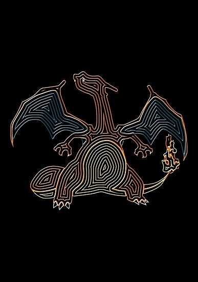 Ornate Charizard by Colossal