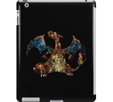 Charizard Splatter iPad Case/Skin