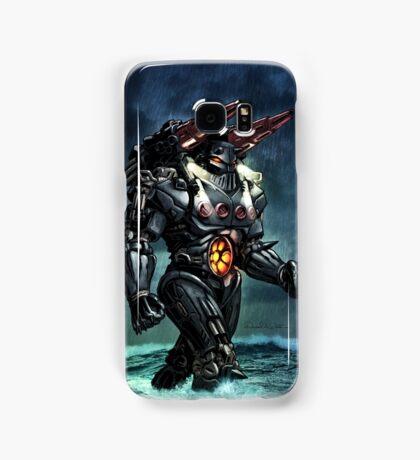 Mecha Baron Karza Jeager Samsung Galaxy Case/Skin