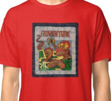 Retro Adventure Game Cartridge Classic T-Shirt