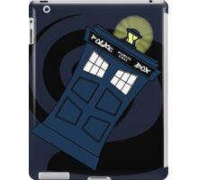 Abstract Tardis 3 iPad Case/Skin