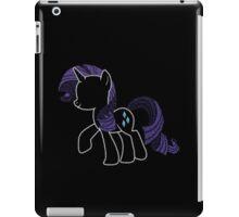 Sprayed Rarity iPad Case/Skin