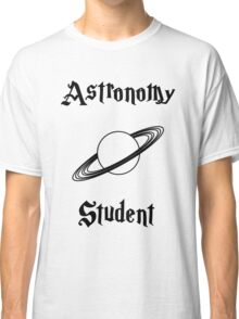 Astronomy Student- Hogwarts Core Classes Classic T-Shirt