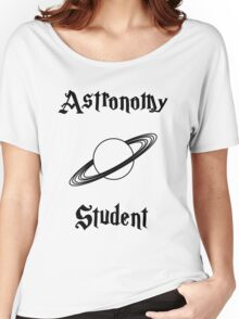 Astronomy Student- Hogwarts Core Classes Women's Relaxed Fit T-Shirt