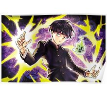 Mob Psycho 100 - Kageyama Shigeo & Dimple Poster