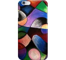 Abstract Pastel iPhone Case/Skin