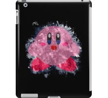 Kirby Splatter iPad Case/Skin