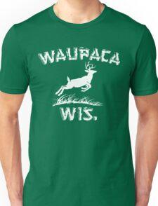 Waupaca Wisconsin Stranger Things Unisex T-Shirt