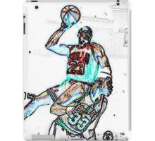 Jordan dunk on Ewing iPad Case/Skin