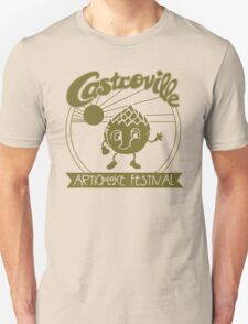 The Genuine Castroville Artichoke Festival Shirt Stranger Things Unisex T-Shirt