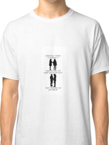 The superior otp Classic T-Shirt