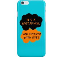 Orange Is The New Black - The Fault in Our Stars Crossover iPhone Case/Skin