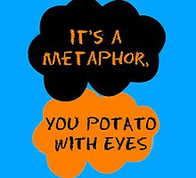 Orange Is The New Black - The Fault in Our Stars Crossover by MYCROFTOFFICE