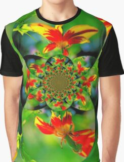 Tulip unlimited Graphic T-Shirt