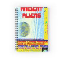 Alien Report Spiral Notebook