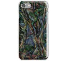 Winter Tree Blues iPhone Case/Skin