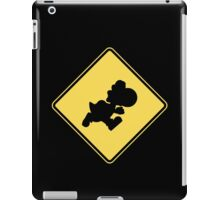 Yoshi Crossing iPad Case/Skin