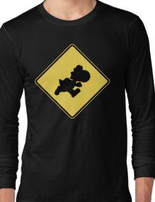 Yoshi Crossing Long Sleeve T-Shirt