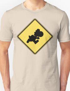 Yoshi Crossing Unisex T-Shirt