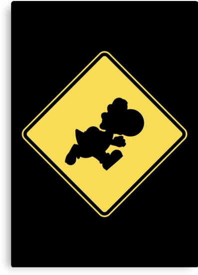 Yoshi Crossing by Colossal