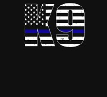 Police K9 Thin Blue Line Classic T-Shirt