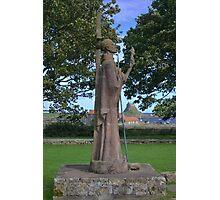 Saint Cuthbert. Photographic Print
