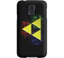 Smoky Triforce Samsung Galaxy Case/Skin