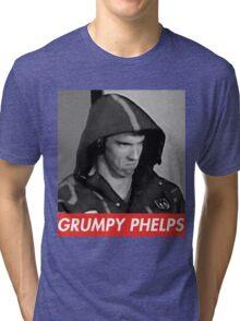 Grumpy Phelps Tri-blend T-Shirt