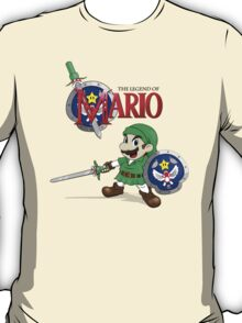 The Legend of Mario T-Shirt