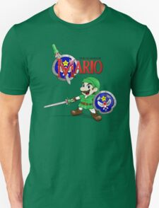 The Legend of Mario Unisex T-Shirt