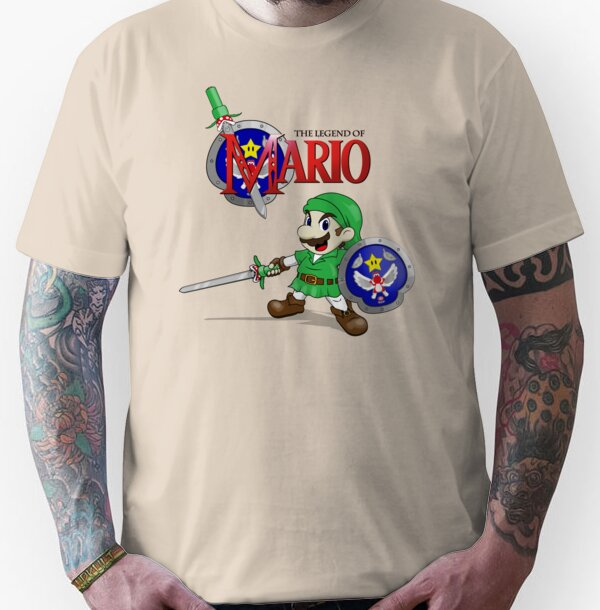 The Legend of Mario Unisex
