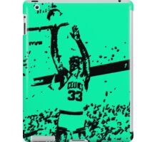 "Larry Bird, aka ""Larry Legend"" iPad Case/Skin"