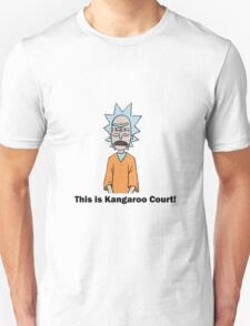 Rick and Morty-- Kangaroo Court Color Unisex T-Shirt