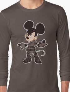 Black Minnie Long Sleeve T-Shirt