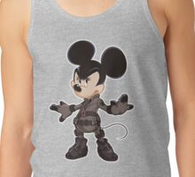 Black Minnie Tank Top