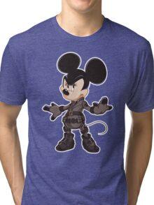 Black Minnie Tri-blend T-Shirt
