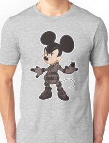 Black Minnie Unisex T-Shirt