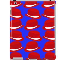 Classic British Bowler Hat iPad Case/Skin