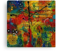I Hear a Symphony Canvas Print