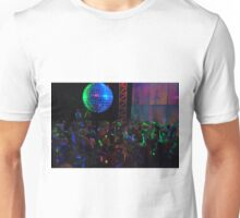 Crowd dancing Unisex T-Shirt
