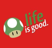 Life is Good One Piece - Short Sleeve