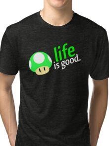 Life is Good Tri-blend T-Shirt