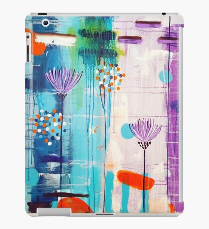 Summer In Bloom iPad Case/Skin