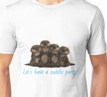 Finding dory:otter cuddle party Unisex T-Shirt