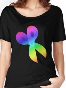 MLP - Cutie Mark Rainbow Special – Snips Women's Relaxed Fit T-Shirt